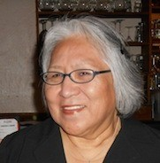 photo of Dr. Evangeline Parsons-Yazzie (Diné)